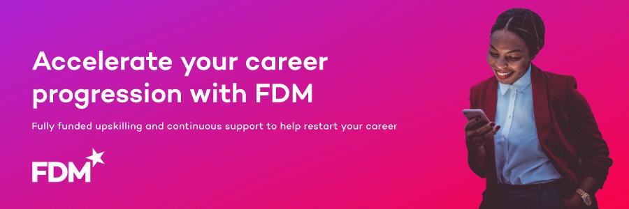 FDM Group Returners Programme MMB Magazine Flexible working directory